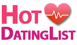 Hot Dating List Logo